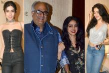Sridevi's Birthday Bash: Aishwarya, Rani, Rekha Attend Party Hosted By Manish Malhotra
