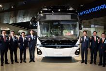 Hyundai Unveils Elec City All-Electric Powered Bus, India Launch Expected