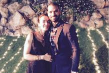 Dhawan Shares Emotional Message for Wife on Twitter