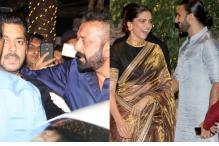 Ranveer-Deepika, Sanjay-Salman Turn Heads at Star-Studded Festival Party