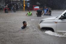 Incessant Downpour for 2nd Day Affects Normal Life in Mumbai