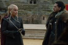 Game Of Thrones: Emilia Clarke, Kit Harrington Open Up About Their Sex Scene