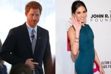 Meghan Markle Makes First Official Outing With Prince Harry