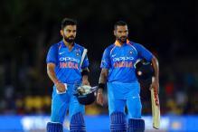Shikhar Dhawan & Virat Kohli Blitz Help India Romp Home