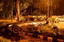 Drunk Driver Rams Mercedes Into Ex-Tihar DG's Car, Arrested