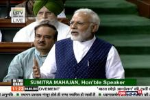Youth Must Be Aware Of Quit India Movement, Says PM Modi