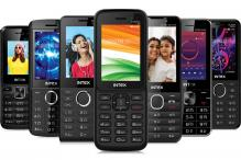 Intex Unveils JioPhone-Like 4G VoLTE 'Feature Phone' For Rs 1,999