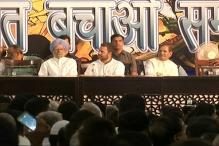 Leaderless Opposition United Under Sharad Yadav, Divided On Agenda
