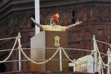 Modi Keeps Promise, Delivers His Shortest Red Fort Speech