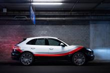 Porsche Macan Turbo With Performance Package Gets New Livery Paint