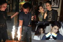 Sara, Ibrahim, Karisma Join Saif-Kareena For The Actor's Birthday