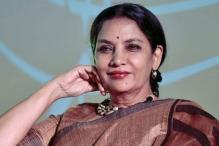 Shabana Azmi Wants People to See The World Through Feminine Gaze