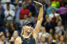 This Girl's Not Going Anywhere: Maria Sharapova