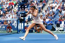 US Open: Maria Sharapova Says She is Proud of Her Performance
