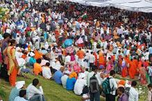 Thousands of Shikshamitras March in Lucknow, UP CM May Meet Them