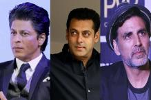 SRK, Salman, Akshay On Forbes Highest-Paid Actors List