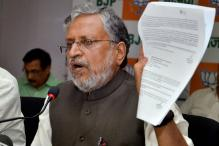 Sushil Modi Makes Fresh Allegations Against Lalu Prasad Yadav's family
