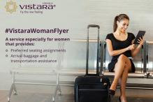 No Middle Seats for Solo Women Travellers on Vistara Flights