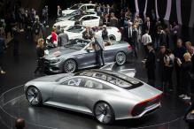 Electric Vehicles to Take the Main Stage At Frankfurt Motor Show as Diesels Take a Backseat