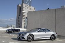 Mercedes-Benz S-Class Coupe and S-Class Cabriolet Revealed