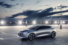 Mercedes Benz Concept EQA All-Electric Car Revealed