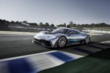 Mercedes-AMG Project One Revealed, World's First Road Legal Formula One Racing Car
