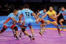 Pro Kabaddi 2017, Gujarat Fortunegiants vs Bengal Warriors, Highlights: As It Happened
