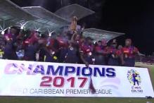 Kevon Cooper's Heroics Helps SRK's Knight Riders to CPL Title