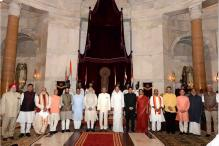 Cabinet Panel Reconstituted; Sitharaman, Goyal, Pradhan in Key Committees