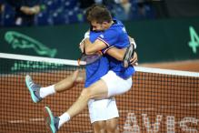 Davis Cup: Important Wins Leave Australia, France on Brink of Final