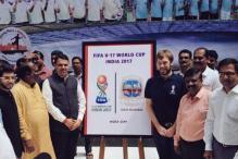 FIFA U17 World Cup: Maharashtra Chief Minister Launches Navi Mumbai's Host City Logo