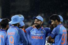 Pandya, Dhoni Star as India Crush Australia by 26 Runs (D/L) in First ODI