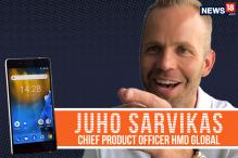 Juho Sarvikas, Chief Product Officer HMD Global Talks About Nokia 8's Bothie