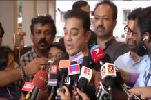 Kamal Haasan Says His Colour is 'Not Saffron', Hints at Floating a Party