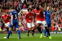 Valencia, Lukaku on Target As Manchester United Crush Everton 4-0
