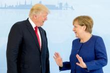 Trump Congratulates Merkel on Election Win, Discusses Iran: White House