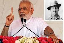 PM Remembers Bhagat Singh on His 110th Birth Anniversary