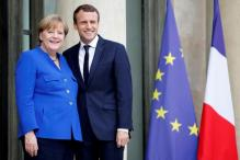 Merkel, Macron Pledge to Lead EU Forward Post-Brexit