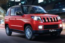 Mahindra TUV300 Entire Range Now Available With mHAWK100 Engine