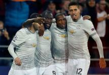 Champions League: Lukaku Leads Man United Romp to CSKA Romp