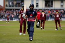 Ali Smashes Century as England Thrash West Indies
