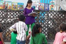 Ten-Year-old Girl's Library in Bhopal Educates Kids of All-age Groups