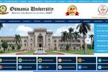 Osmania University B.Ed/B.E Results 2017 Published at osmania.ac.in