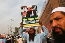 Pak Gives in to Int'l Pressure, Opposes Registration of Hafiz Saeed's Party