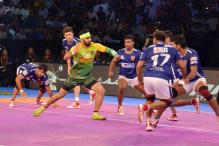 Patna Pirates Outclass Haryana Steelers 69-30, Pardeep Sets Record