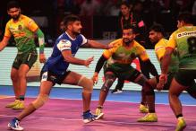 Pro Kabaddi 2017: Patna Pirates Continue to Dominate; Pip Bengaluru Bulls 36-32