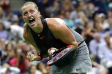 Petra Kvitova Knocks Out Wozniacki to Set Up Qatar Final With Muguruza