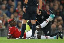 Mourinho unsure of prognosis on Man Utd's Pogba