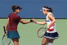 US Open: Sania Mirza, Shuai Peng Lose in Semi-final