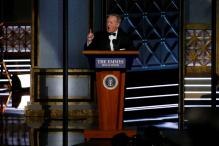 Sean Spicer, Mocked White House Press Secy, Wins Laughs at Emmys